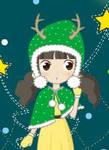 Christmas Cutie dress up