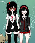 Emo Amy  dress up game