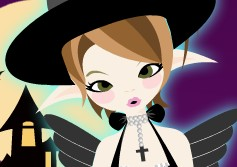 Haunted Housewife Dressup by sweetygame