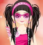 FLower Teen Girl Dressup