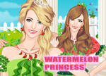 Watermelon Princess Dress Up