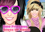 Emo Princess Dress Up