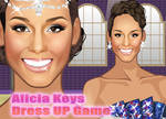 Alicia Keys Dress Up