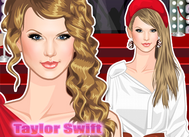 Taylor Swift Makeup Games And Dress Up