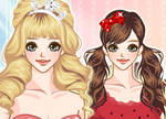 Strawberry Princess Anime Version by sweetygame