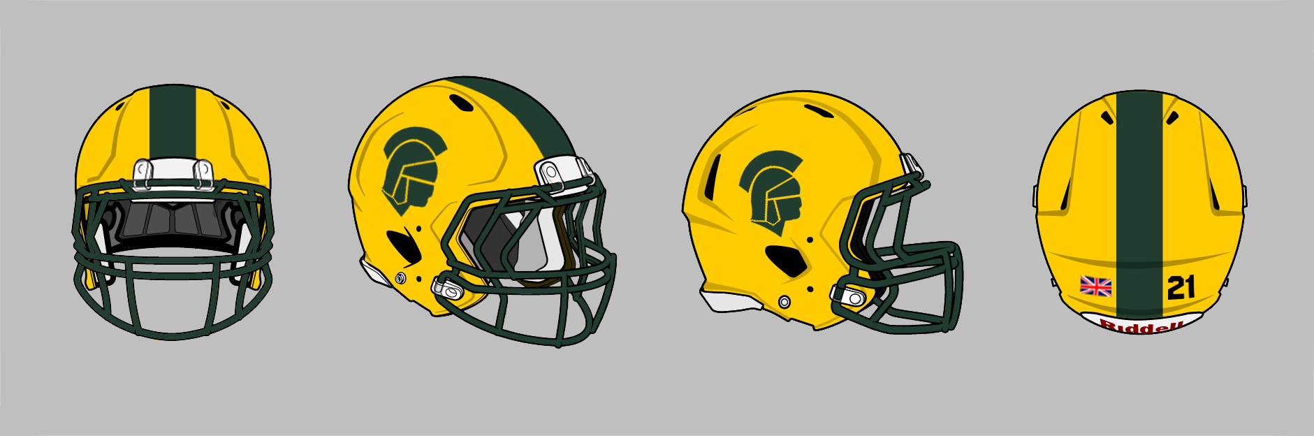 Riddell Revo Speed Template Psd By Marble21 On Deviantart