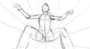 MOTU Fan art - Captain Glenn Process