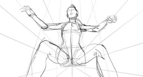 MOTU Fan art - Captain Glenn Process by AldgerRelpa