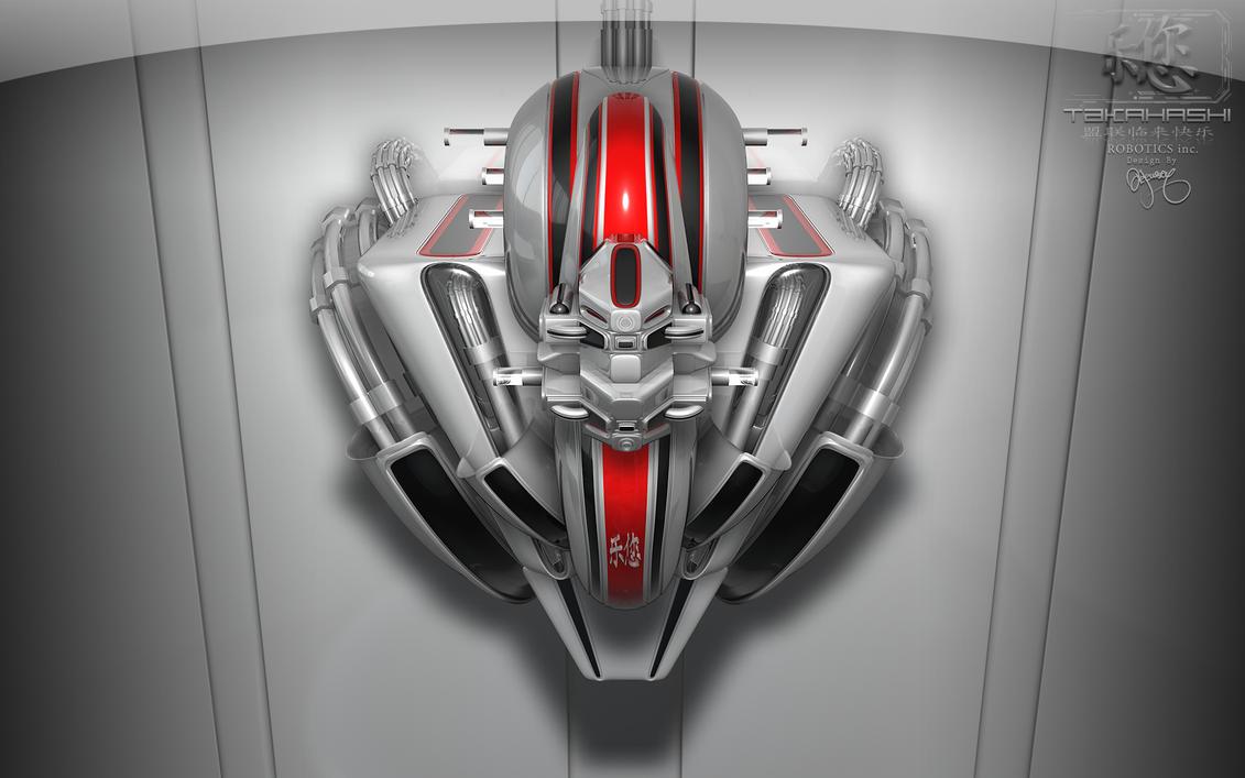 Takahashi Robotics Wallpaper By Mono72 On Deviantart