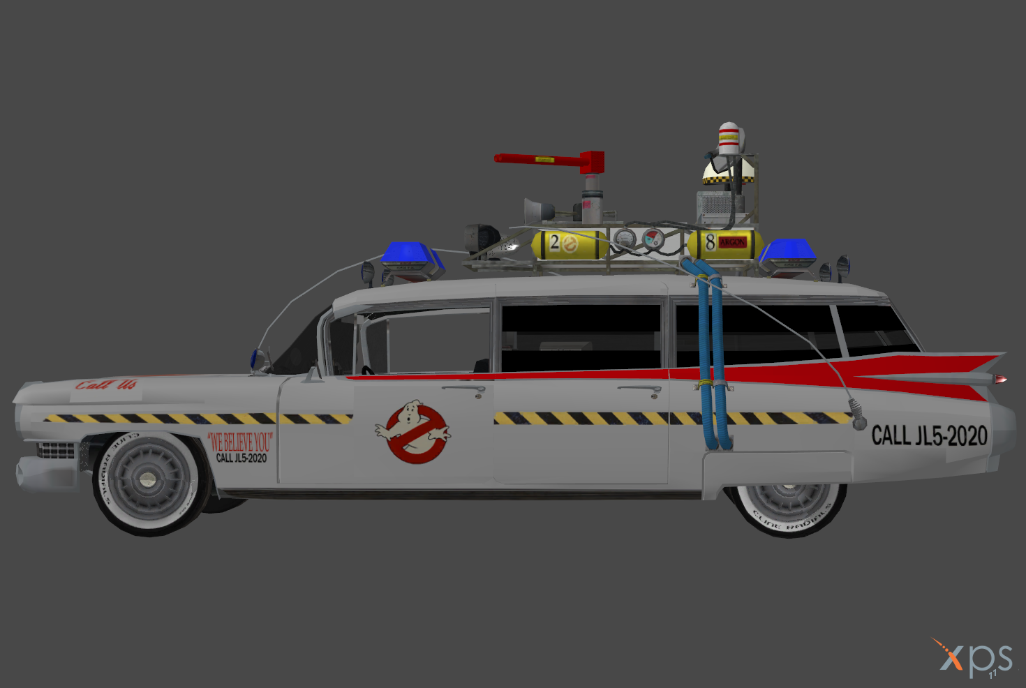 ecto 1 ghostbusters wallpaper - photo #16