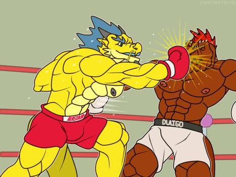 Dino Beatdown
