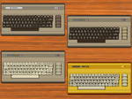 Commodore C64 Icons