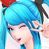 Hatsune Miku: Rigging Skinning Rough 2