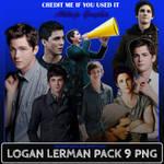 Pack 9 Png Logan Lerman #007