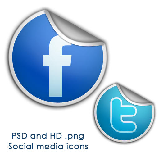 Social Media - Web And Desktop by dyio