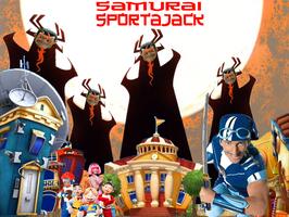 Samurai Sportajack by Tomzilladoesartsorta