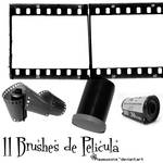 13 Brushes de Pelicula