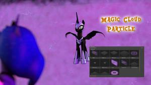 [DL] Magic Cloud Particle
