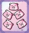 cute pig icons mac by lobuna