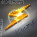 Magic light Winamp icon