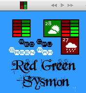 RedGreen Info 4Avedesk by yfengp