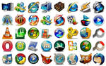 My Shiny Icons-Pack
