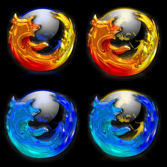 FiReFox Icons-Pack by X3RG10