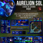 League of Legends HUD - Aurelion Sol