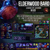 League of Legends HUD - Elderwood Bard