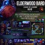 League of Legends HUD - Elderwood Bard