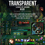 League of Legends HUD - Transparent