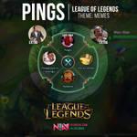 League of Legends Pings - Memes