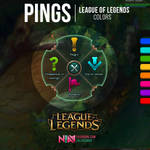 League of Legends Pings - Colors