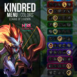 Kindred Menu Custom - League of Legends