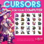 Cursors (.CUR) - League of Legends