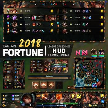 HUD on League-of-Overlays - DeviantArt