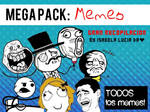 +Mega Pack: MEMES