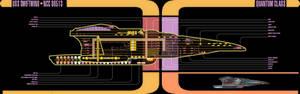 FLASH DIAGRAM OF USS SWIFTWIND