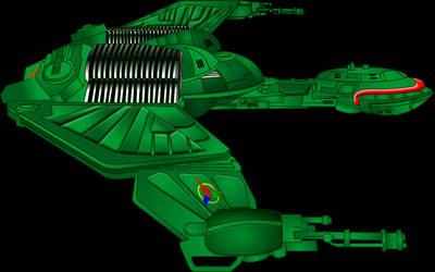 Klingon BOPs firing by S0LARBABY