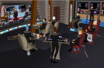 Enterprise Bridge Aft Picard Vs Titan