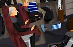 Captain Picard talking