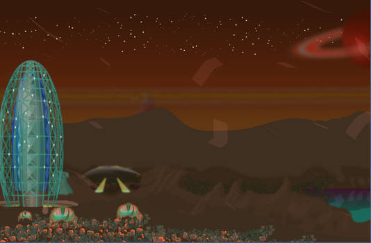 Dr'imolgyn homeworld Panorama