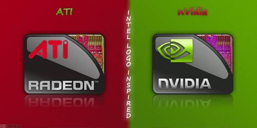 ATI and nVidia - Intel Based