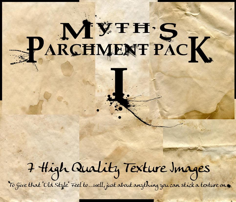 Myth's Parchment Pack 1 by Mytherea
