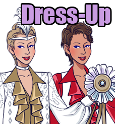 Takarazuka Otokoyaku Dress-up Game by MintFrosting