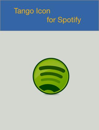 Spotify Tango Icon by toruzz