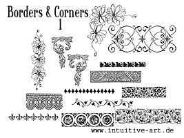 Borders and Corners by Nexus-Of-Dreams