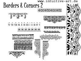 Borders and Corners 2 by Nexus-Of-Dreams