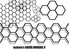 Grids Brush