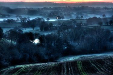 English-countryside by budotudo